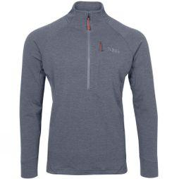 Rab Mens Nexus Pull-On Fleece Steel