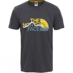 Mens Mountain Line Tee