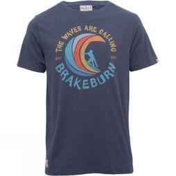 Mens The Waves Are Calling Tee