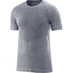Mens Allroad Seamless Short Sleeve T-Shirt