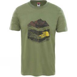 Mens Short Sleeve Flash T-Shirt