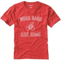 Mens Work Hard Ride Home Top