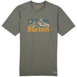 Burton Mens Friston SS Tee Shadow