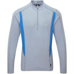 Mens Ignis Long Sleeve Zip Tee