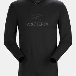 Arc'teryx Arc'Word T-Shirt LS Black
