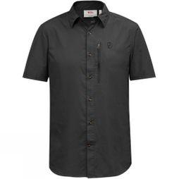 Fjallraven Abisko Hike Shirt Ss Dark Grey