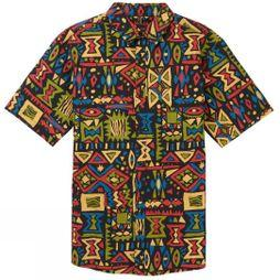 Burton Mens Shabooya Camp SS Shirt Outland