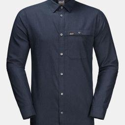 Jack Wolfskin Naka River Shirt Night Blue