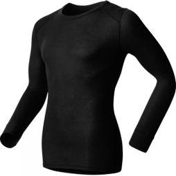 Odlo Mens Original Warm Long-Sleeve Top Black