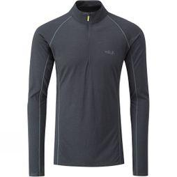 Mens Merino+ 120 Long Sleeve Zip