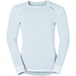 Odlo Mens Original Warm Long-Sleeve Top White