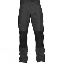 Fjallraven Mens Vidda Pro Trousers Dark Grey