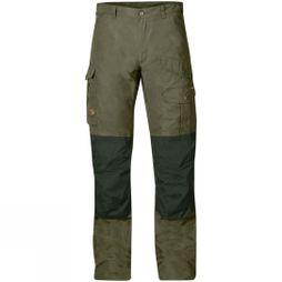 Fjallraven Men's Barents Pro Trousers Laurel Green/ Deep Forest