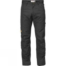 Fjallraven Men's Barents Pro Jeans Dark Grey/Dark Grey