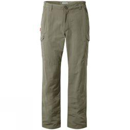 Craghoppers Mens NosiLife Cargo II Trousers Pebble