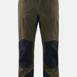 Haglofs Mens Rugged Mountain Pant Deep Woods / True Black