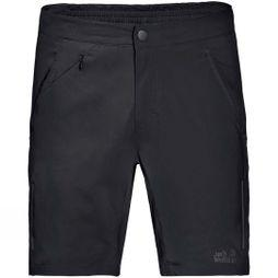 Jack Wolfskin Mens Passion Trail XT Shorts Black