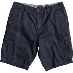 Quiksilver Mens Crucial Battle Shorts Blue Nights