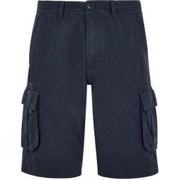 Weird Fish Mens Brize Shorts Dark Navy