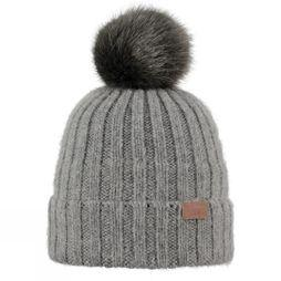 Barts Womens Linda Beanie Dark Heather