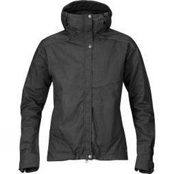 Fjallraven Womens Skogsö Jacket Black