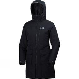 Helly Hansen Womens Rigging Coat Black