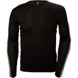 Helly Hansen Mens Lifa Crew Black
