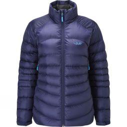 Rab Womens Cirque Jacket Twilight/ Tasman