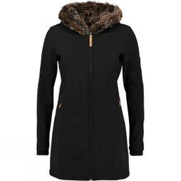 Ayacucho Women's Husky Coat Black