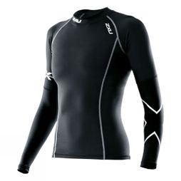 Womens Thermal Compression Long Sleeve Top