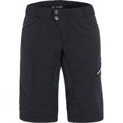 Vaude Womens Tamaro Shorts Black