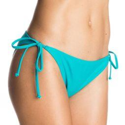 Roxy Womens Surf Essentials Bikini Bottoms Dark Jade