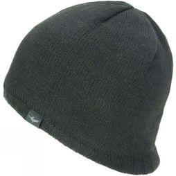 SealSkinz Men's Waterproof Cold Weather Beanie Black