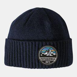 Patagonia Brodeo Beanie Fitz Roy Scope Navy Blue