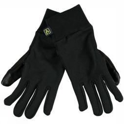 Ayacucho Softshell Glove with touch  Black