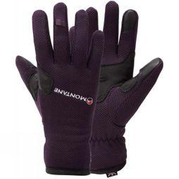 Montane Womens Iridium Glove Saskatoon Berry