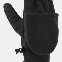 Rab Mens Infinium Windproof Convertible Mitt Black