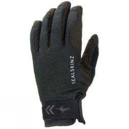 SealSkinz Men's Waterproof All Weather Glove Black