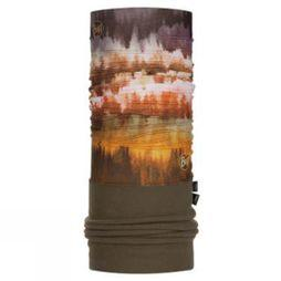 Buff Mens Polar Buff Patterned Misty Woods Brown