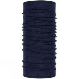 Buff Merino Wool Buff Night Blue Melange