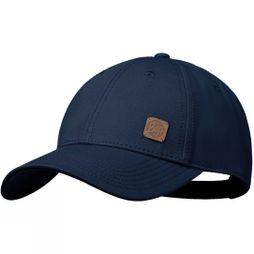 Buff Baseball Cap Solid Navy