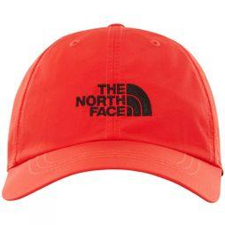 The North Face Horizon Ball Hat Fiery Red/TNF Black