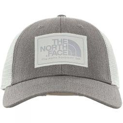 The North Face Mens Mudder Trucker Hat TNF Medium Grey Heather/High Rise Grey