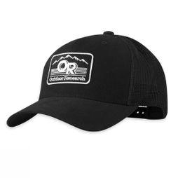 Outdoor Research Advocate Trucker Hat Black