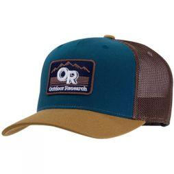 Outdoor Research Advocate Trucker Hat SADDLE