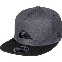 Quiksilver Mens Stuckles Snapback Cap CHARCOAL HEATHER