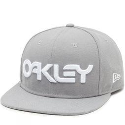 Oakley Mark II Novelty Snap Back Hat Stone Grey