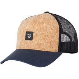 Tentree Altitude Hat Cork/Dark Denim