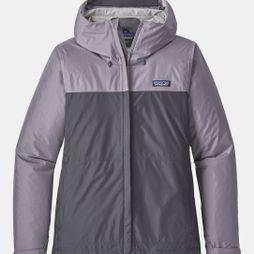 Patagonia Womens Torrentshell Jacket Smokey Violet/Smoulder Blue