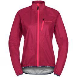Vaude Womens Drop Jacket III Crimson Red